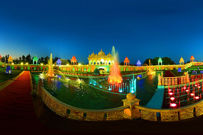 Best Amusement Park And Theme Park In Hyderabad Ramoji Film City