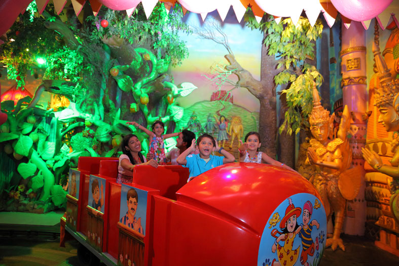Amusement Park In Hyderabad One Day Hyderabad Tourism Package