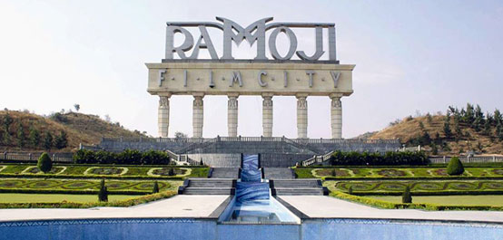 Grand weedings at ramoji film city