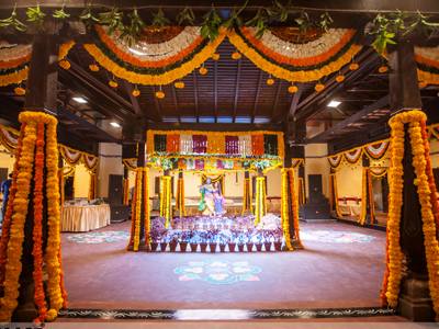 Best wedding themes reception ideas to blow your mind ramoji village theme junglespirit Choice Image